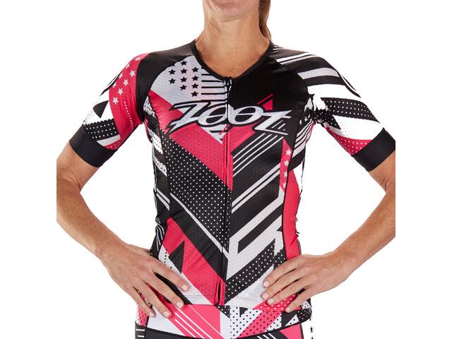 Zoot LTD Tri Aero SS Jersey Women team